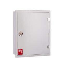 جعبه آتش نشانی استاندارد تک کابین فولادی توکار پامچال