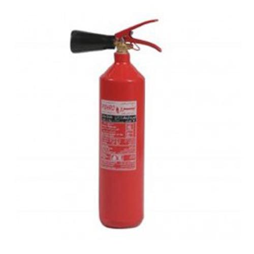کپسول آتش نشانی 2 کیلویی CO2 پیشرو
