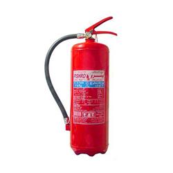 کپسول آتش نشانی 6 کیلویی پودر و گاز پیشرو